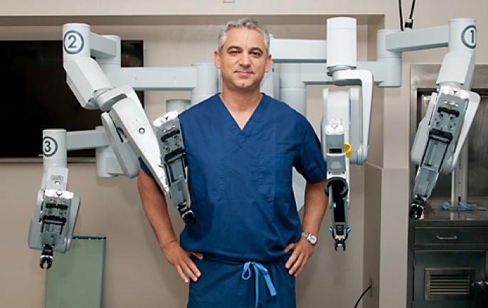 Prostate Cancer Surgeon - Dr. David Samadi